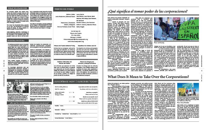 Tribuno Del Pueblo - April May 2012 - Pages 4 & 5