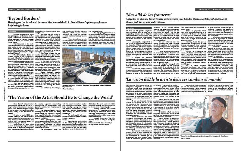Tribuno Del Pueblo - April May 2012 - Pages 10 & 11