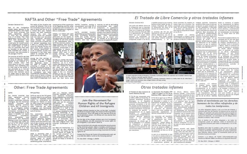 Tribuno Del Pueblo - September 2014 - Pages 6 & 7