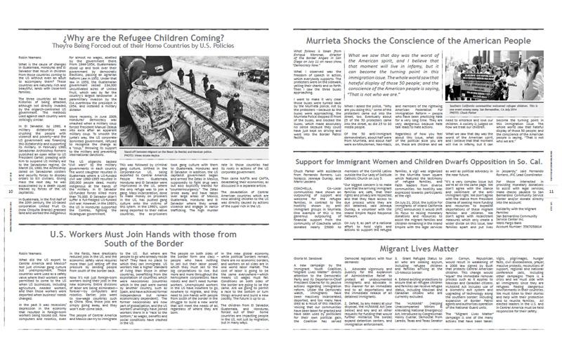 Tribuno Del Pueblo - September 2014 - Pages 10 & 11