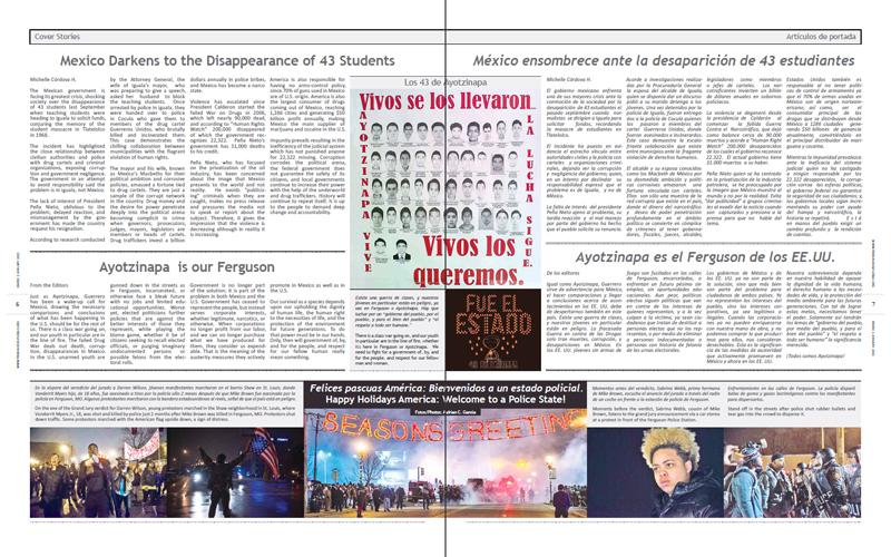 Tribuno Del Pueblo - January 2015 - Pages 6 & 7