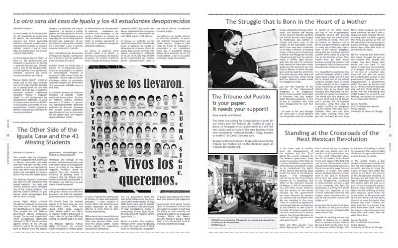 Tribuno Del Pueblo - March 2015 - Pages 10 & 11