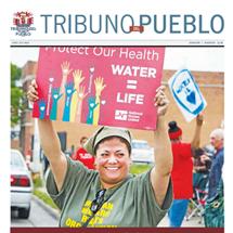 Tribuno Del Pueblo - June July 2015 - thumb