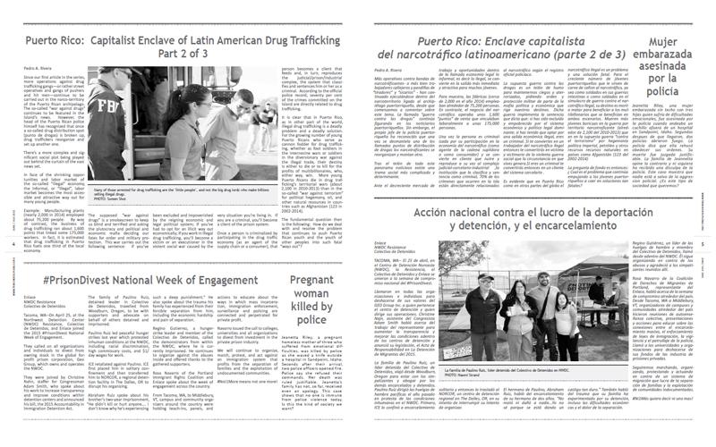 Tribuno Del Pueblo - June July 2015 - Pages 4 & 5