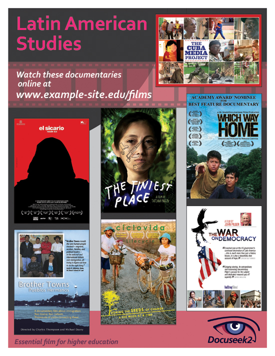Latin American Studies Films