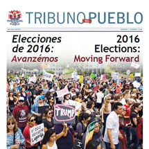 Tribuno Del Pueblo - Dec 2016 Jan 2017 - cover thumb