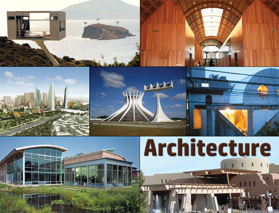 Docuseek 2 Postcard for Architecture