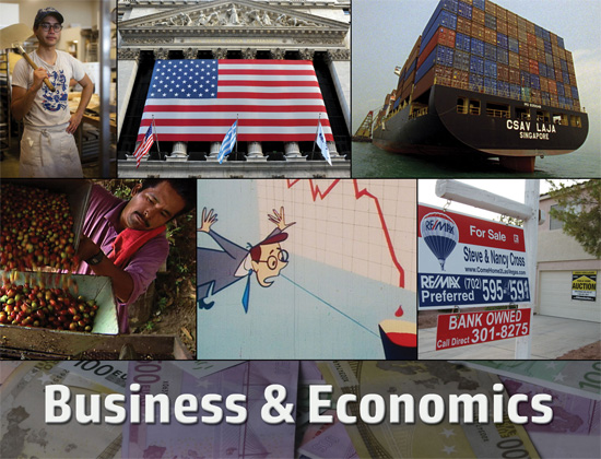 Docuseek 2 Postcard for Business and Economics