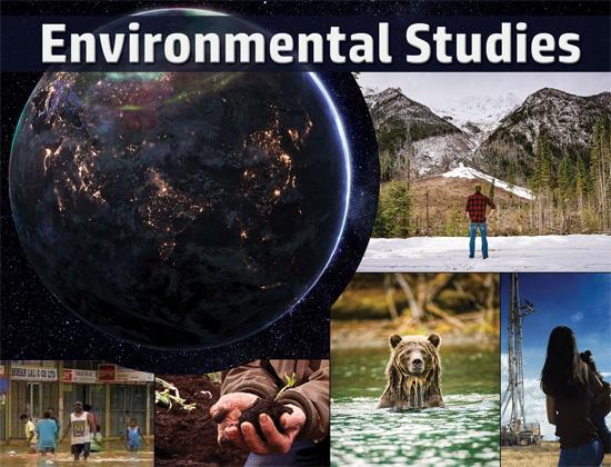 Docuseek 2 Postcard for Environmental Studies