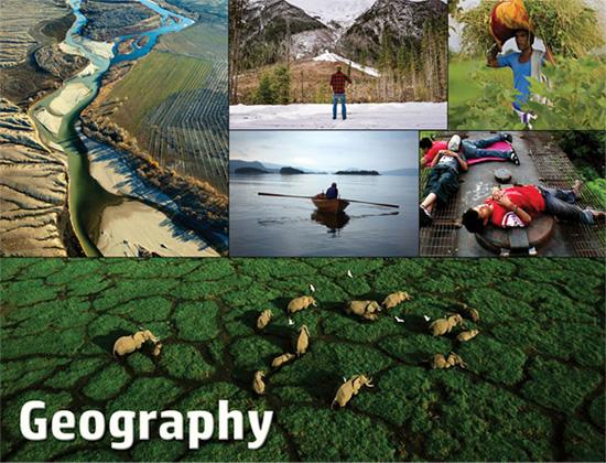 Docuseek 2 Postcard for Geography