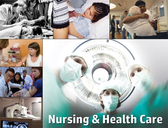 Docuseek 2 Postcard for Nursing and Health Care