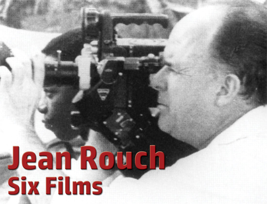 Docuseek 2 Postcard for Jean Rouch