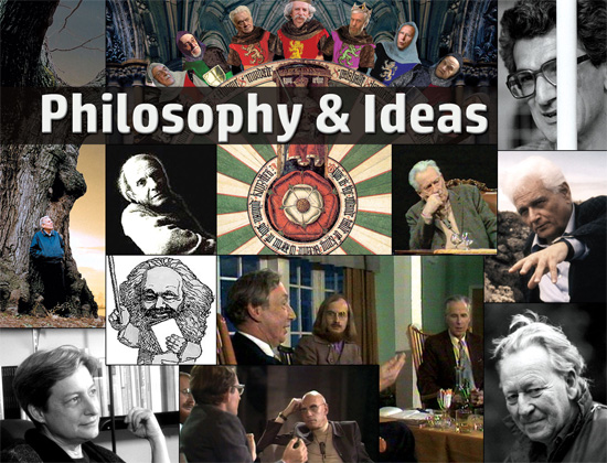 Docuseek 2 Postcard for Philosophy and Ideas