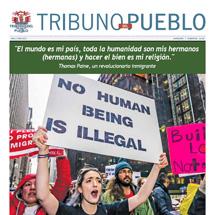 Tribuno Del Pueblo – May June 2017
