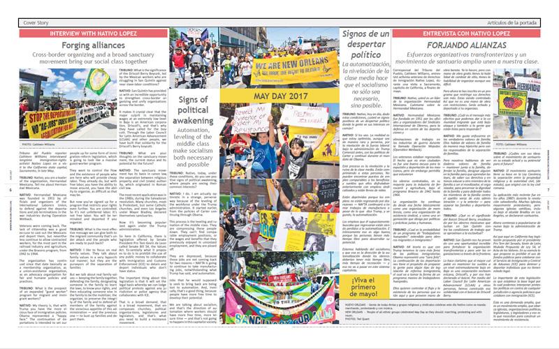 Tribuno Del Pueblo – Tribuno Del Pueblo – July 2017 - pages 6 and 7