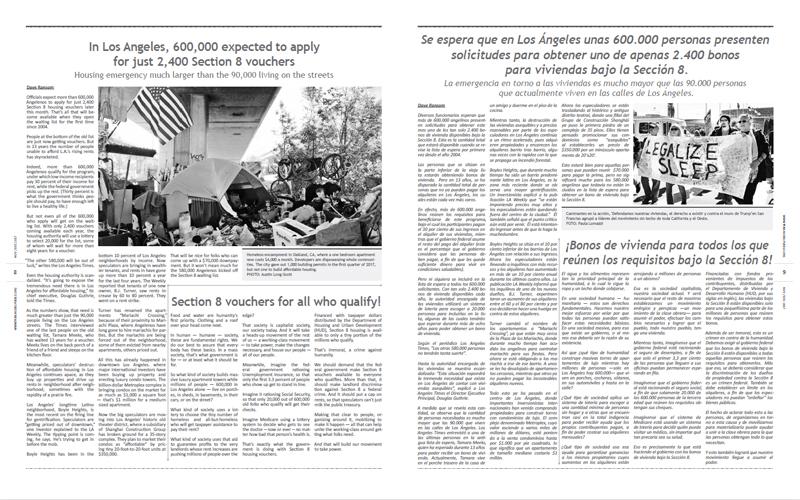 Tribuno Del Pueblo – November December 2017 - Pages 8 & 9