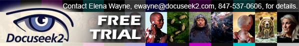 Docuseek2 Emial Ad for National Media Market