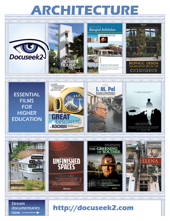 Docuseek2 Architecture Flyer