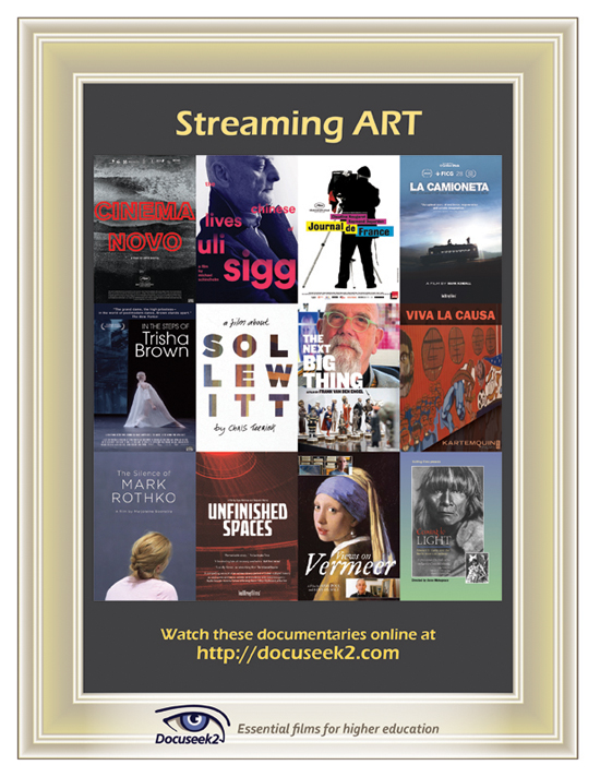 Docuseek2 Art Flyer
