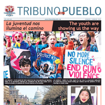 Tribuno Del Pueblo April May 2018 thumb