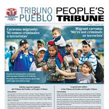 Tribuno Del Pueblo February March 2019 thumb