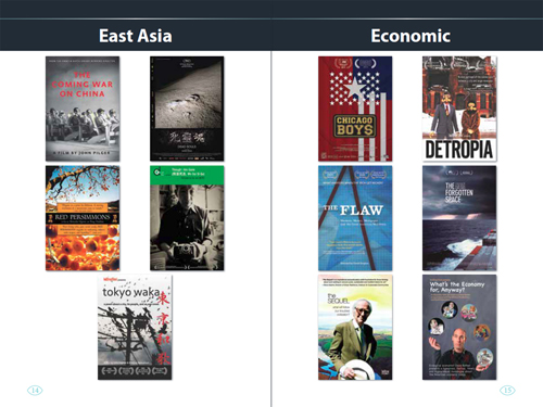 Docuseek History Booklet pages 14 and 15