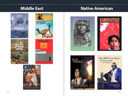 Docuseek History Booklet pages 24 and 25