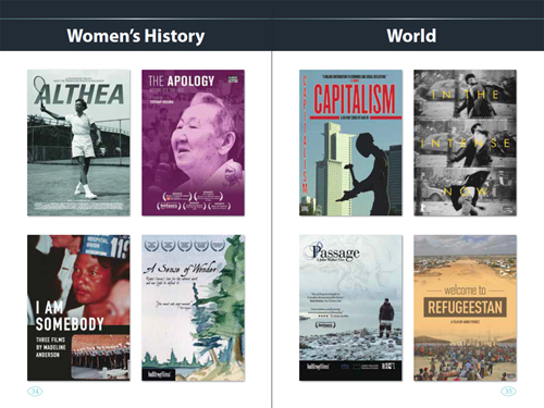 Docuseek History Booklet pages 34 and 35