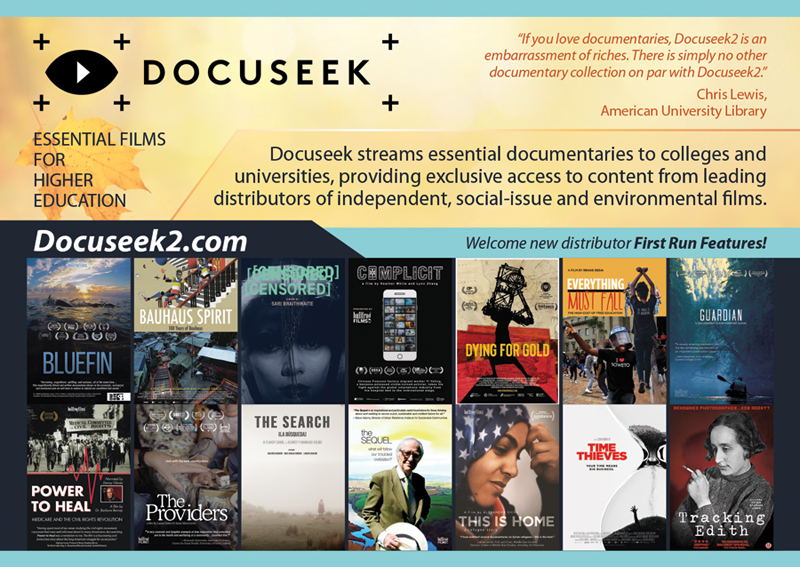 Docuseek Postcard Mailer front