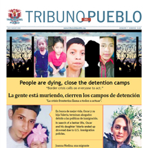 Tribuno Del Pueblo July August 2019 thumb