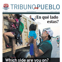 Tribuno Del Pueblo May June 2019 thumb
