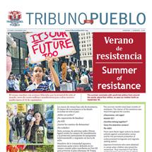 Tribuno Del Pueblo October November 2019 thumb
