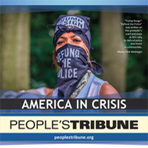 People's Tribune August 2020 Promotional Flyer thumb