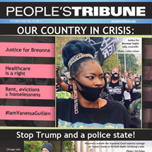 People's Tribune – October 2020 Digital Magazine thumb