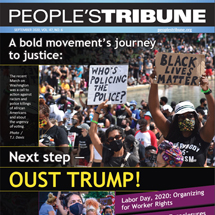 People's Tribune September 2020 issue thumb