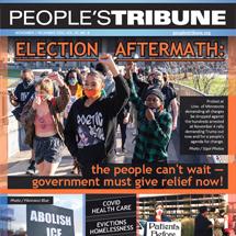 People's Tribune November December 2020 Digital Magazine thumb