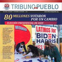 Tribuno Del Pueblo November December 2020 Digital Magazine thumb