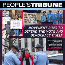 People's Tribune – April 2021 Digital Magazine thumb