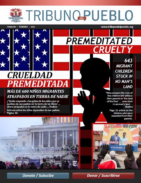Tribuno Del Pueblo – February 2021 Digital Magazine cover